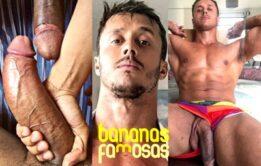 Nudes do Diego Barros pelado