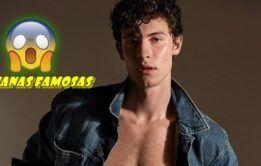 Cantor Shawn Mendes pelado em fotos