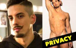 Felipe de Carolis ensaio pelado - Nudes Gay