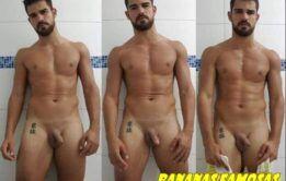 Nudes de Phillip Dornelles pelado