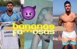 Nudes dos Famosos: jogador Argentino Sebastian Anchoverri pelado