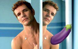 Daniel de Oliveira pelado em filme - Nudes Gays