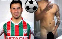 Jogador Argentino Jorge Correa pelado – Nudes dos famosos