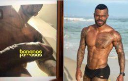 O suposto nude do Cantor Príncipe! Nudes dos Famosos