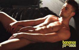 Famosos nus: Modelo Cemal Hazebroek