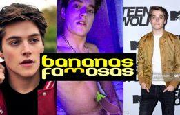 Nudes do Ator Froy Gutierrez pelado da série Teen Wolf