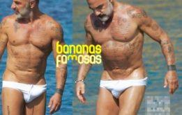 Sugar daddy Gianluca Vacchi pelado em famosos pelados
