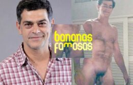 Fotos do ator Eduardo Moscovis pelado