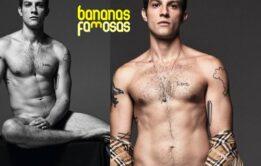 Nudes de Famosos: Fotos do ator Chay Suede pelado