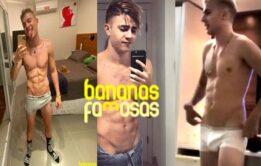 Nudes de Famosos: Vídeo do influencer Léo Picon pelado