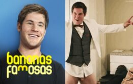 Nudes do ator Adam Devine pelado