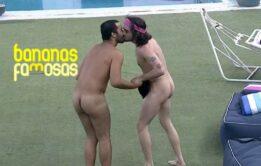 HOT: Fiuk e Gil pelados no BBB21 Nudes
