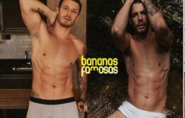 Nudes dos Famosos: Léo Xavier pelado