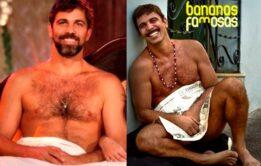 Marcelo Faria pelado em filme