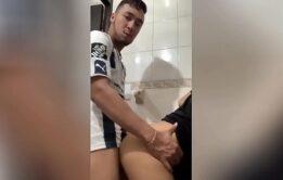Namorado amador fodendo com seu ex namorado caiu na net