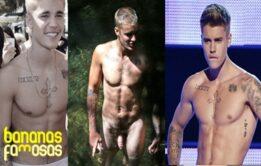 Fotos das nudes de famosos, Justin Bieber