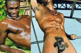 Nudes de Fabio Meirelles pelado na revista g magazine