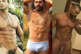 Nudes de pênis dos famosos pelados do Brasil