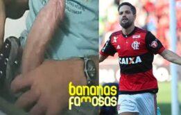 Nudes do Jogador Famosos Diego Ribas