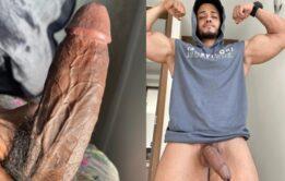 Nudes dos homens exibindo seus pênis